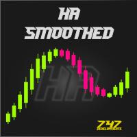 Heiken-Ashi Smoothed logo