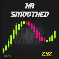 Heiken Ashi Smoothed MT5 logo