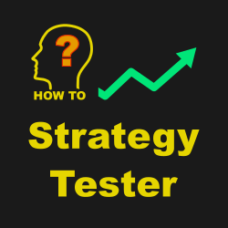 Strategy Tester logo